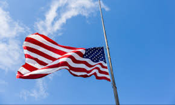 Flag at Half-Staff